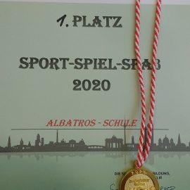 Sport-Spiel-Spaß am 08.01.2020